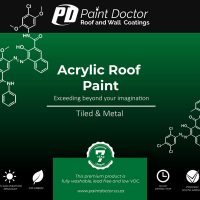 Acrylic-Roof-Paint - Paint Doctor