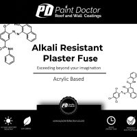 Alkali Resistant Plaster Fuse - Paint Doctor